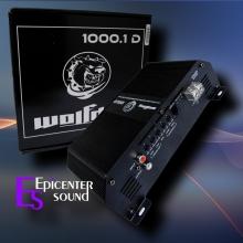 AZ-13 SPL Power WOLFDOG 1000.1D