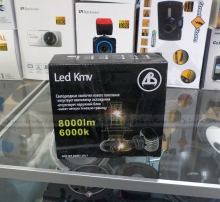 Лампы светодиодные ДВ H1 6000k