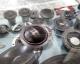 Ремкомплект для твиттера Купол шелк черный 25,4 мм