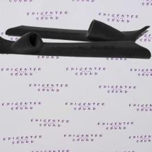 Стойки акустические Приора с логотипом,флок