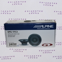 ALPINE SPG-17C2
