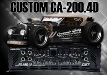 Dynamic State - CUSTOM CA-200.4D
