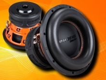DL Audio Phoenix Black Bass 15